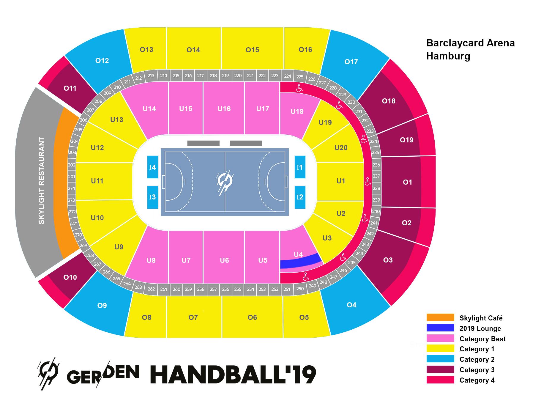Hamburg Handball Spielplan