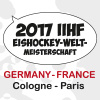 2017 IIHF WM - Team Ticket