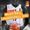 Basketball-Länderspiel (EM-Qualifikation) - Deutschland - Niederlande