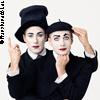 Bild Hereingeschneit - Pantomime-Theater