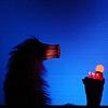 Bild Das Rotkäppchen - Ein Lichtpuppenspiel
