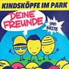 Deine Freunde&Gäste: Kindsköpfe im Park