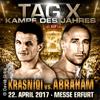 Der Tag X! - Robin Krasniqi vs. Arthur Abraham