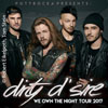 Dirty D´Sire: We Own The Night Tour 2017