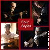 Bild Four Styles - Gitarrenfestival