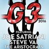 G3 - Joe Satriani - Steve Vai - The Aristocrats