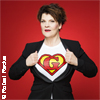 Bild Gayle Tufts: Superwoman