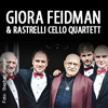 Bild Giora Feidman & Rastrelli Cello Quartett: Feidman plays Beatles+ Klezmer