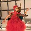 Zwei Giraffen tanzen Tango - Theater Bremen