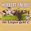 Herbert Knebel Solo: Im Liegen geht's! - Logo