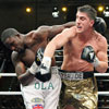 Internationale Boxgala u.a. WBO-WM Huck vs Afolabi