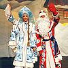 IVUSHKA.- Die Russische Weihnachtsrevue!