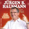 Jürgen B. Hausmann - Weihnachtsprogramm: Alle Jahre widder - Logo