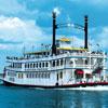 Großes Feuerwerk - Mississippi Queen - Reederei Kapitän Prüsse