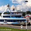 Bild Fahrt durch den Nord-Ostsee-Kanal
