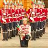 Musikparade 2017? Europas größte Tournee der Militär- und Blasmusik