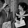 Bild: Nierentisch & Caprifischer - Mannem in de 50er