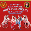 Nikulins legendärer Moskauer Zirkus Galaxis