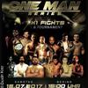Bild One Man Series - Kickboxen