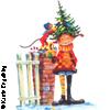 Bild Pippi Langstrumpf feiert Weihnachten