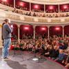 Poetry Slam Aschaffenburg im Stadttheater