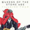 Queens of the Stone Age: Villains World Tour 2017