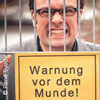 René Sydow: Warnung vor dem Munde!