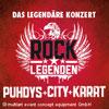 Rock Legenden | Puhdys + City + Karat