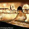 Sand Malerei Show: Hamburg, die schönste Stadt der Welt - HafenCity Shows