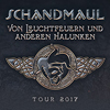 Schandmaul: Von Leuchtfeuern und anderen Halunken Tour 2018