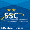 Bild SSC Palmberg Schwerin - VC Wiesbaden
