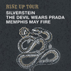 Bild Silverstein | Memphis May Fire, TDWP + Special Guest: Like Moths To Flames