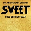 Sweet - 50th Anniversary Open Air 2018