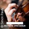 Tischlereikonzerte - Deutsche Oper Berlin