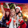 Die Weihnachts Bord-Party