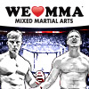 Bild We love MMA - Mixed Martial Arts