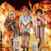 Bild Ades Zabel, Biggy van Blond & Bob Schneider - Die wilden Weiber von Neukölln