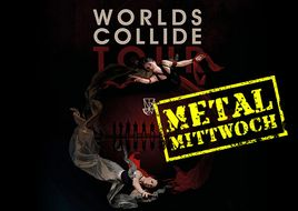 #Metalmittwoch mit EVANESCENCE & WITHIN TEMPTATION, OZZY OSBOURNE, SLAYER, GHOST u. a.