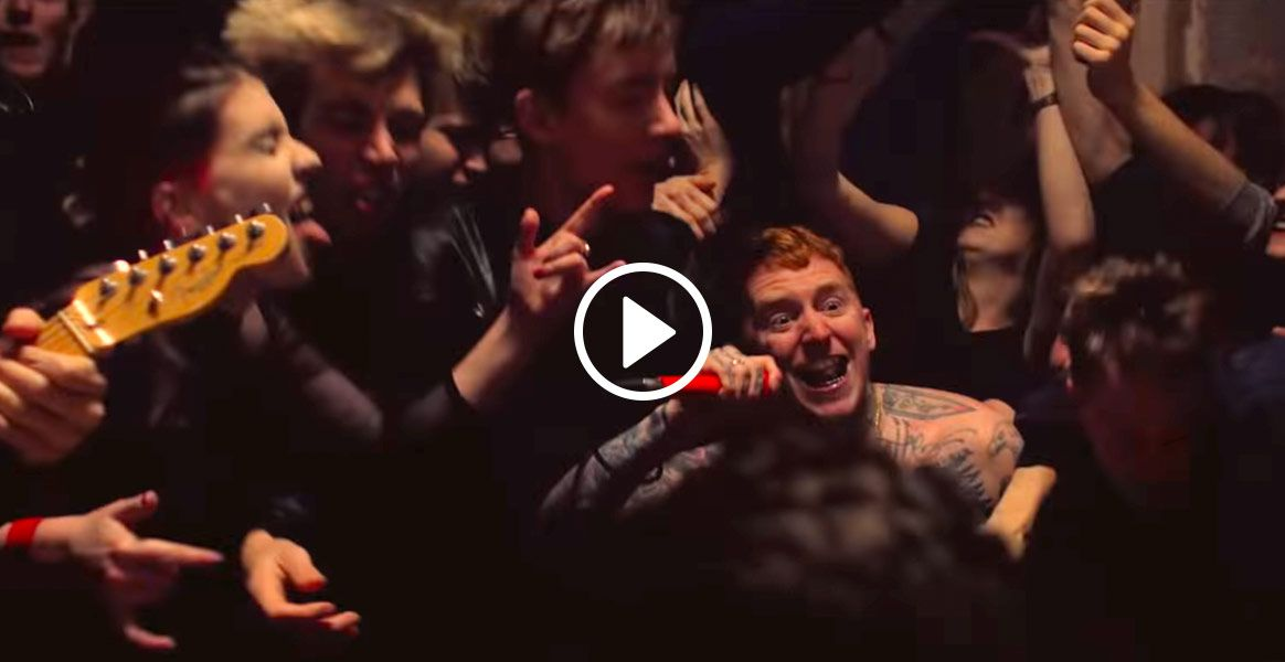 Bild: YouTube / Frank Carter & The Rattlesnakes