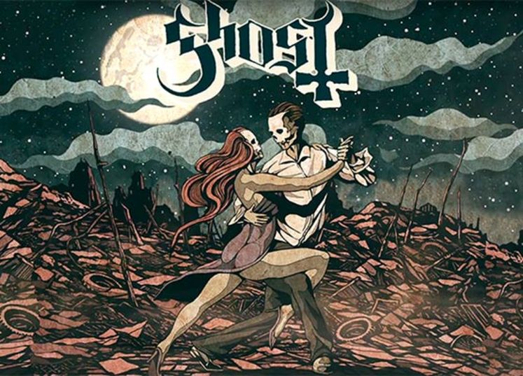 "GHOST: ""Dance Macabre""-Remix von Carpenter Brut!"