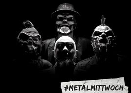 #METALMITTWOCH mit HÄMATOM, SLIPKNOT, LAMB OF GOD u. a.