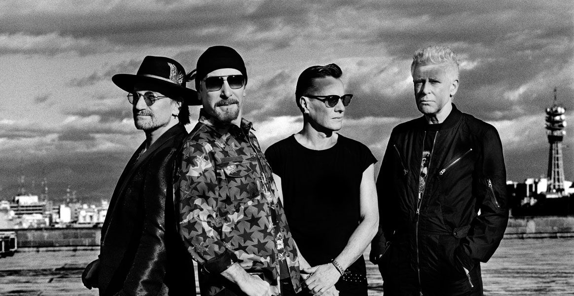 U2 2018 In Deutschland Headliner
