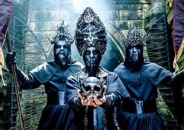 Arg, ärger, Nergal: Der BEHEMOTH-Boss im Interview