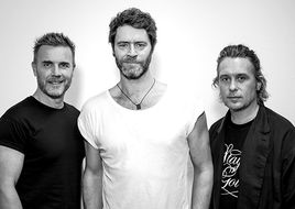 "TAKE THAT im Interview zu ihrem Musical ""THE BAND"""