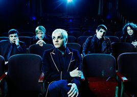 MY CHEMICAL ROMANCE – Die komplette Reunion-Show im Stream!
