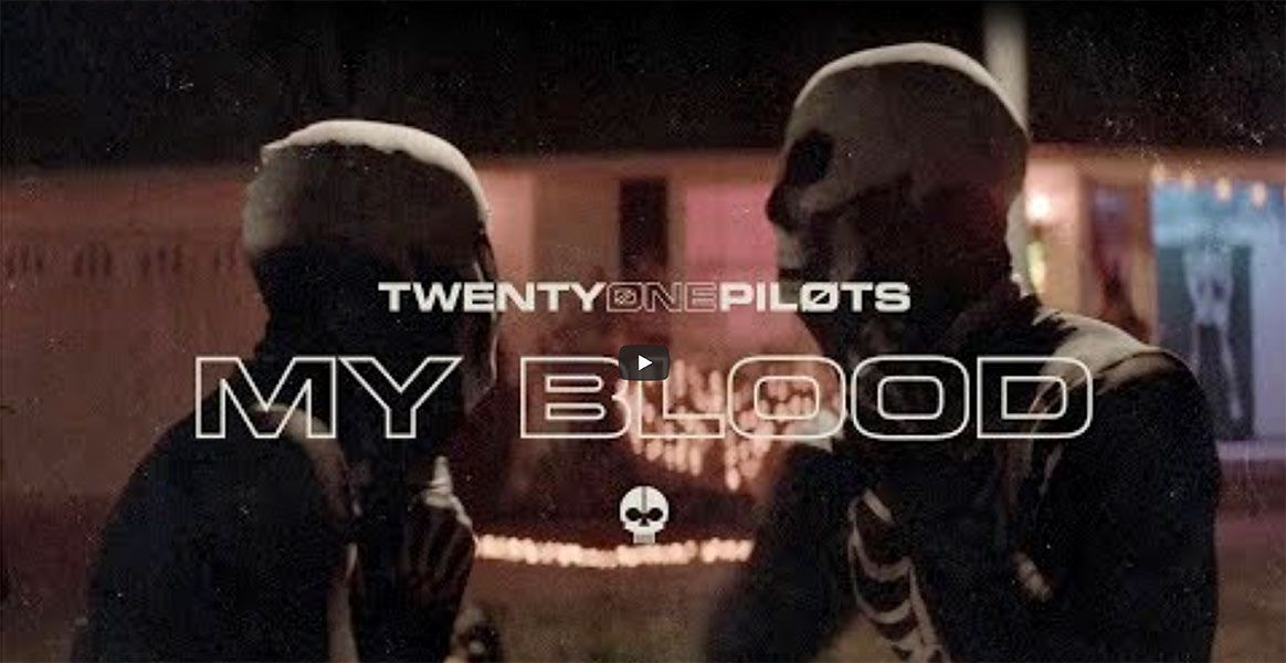 YouTube / twenty one pilots