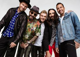 "Als ""Thank You!"" an die Fans: die BACKSTREET BOYS veröffentlichen ""I Want It That Way"" neu"