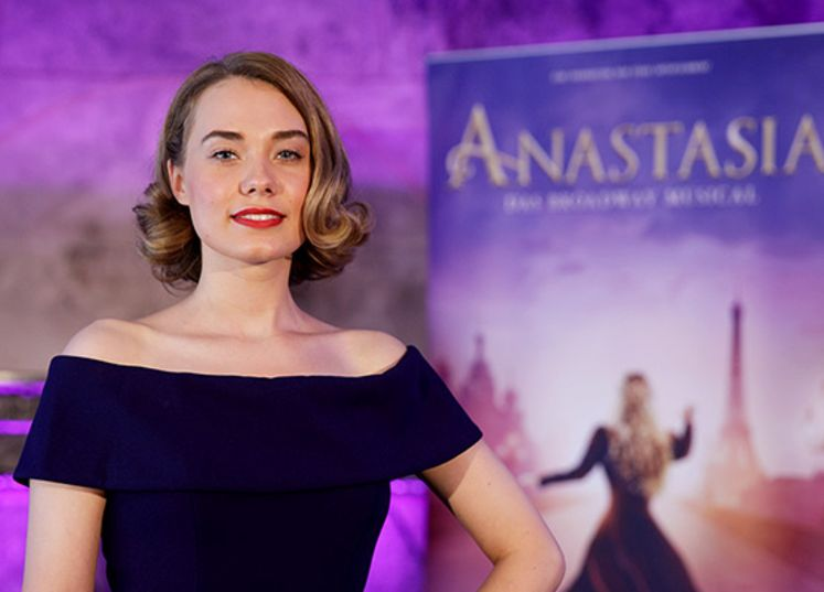 Das Broadway-Musical ANASTASIA ab November 2018 in Stuttgart!