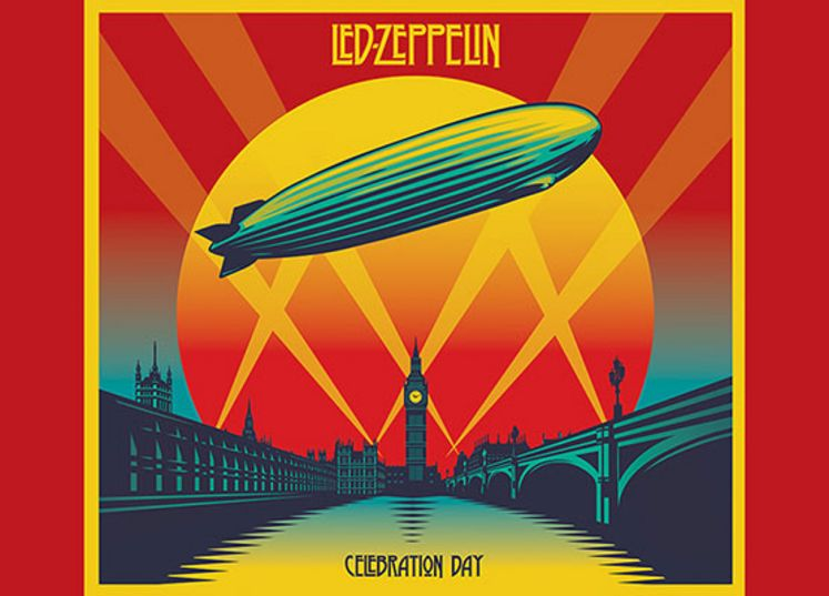 "Für drei Tage: LED ZEPPELIN streamen ""Celebration Day"" auf YouTube!"