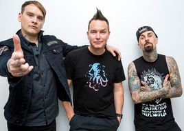 BLINK-182: Neues Album im September 2019